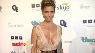 Charisma Carpenter 4th Annual THIRST Gala Red Carpet arrivals