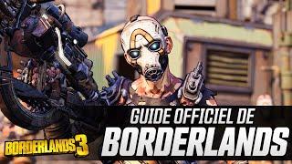 Borderlands3 - Guide Officiel de Borderlands