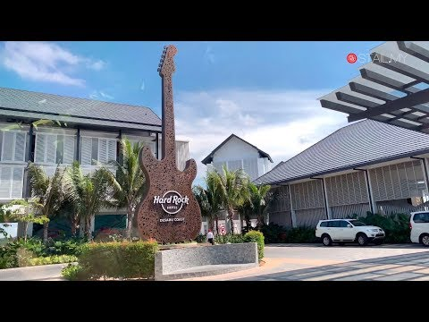 7 Best Things To Do At Hard Rock Hotel Desaru Coast Johor