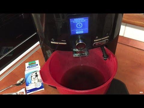 Dr Beckmann Reinigungstabs für Espresso & Kaffeeautomaten - Krups Quattro Force reinigen