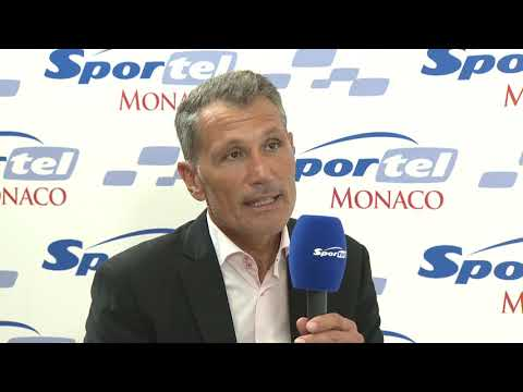 Laurent Puons - SPORTELMonaco 2018 Interviews