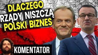 Dlaczego Każdy Rząd Niszczy POLSKICH Przedsiębiorców – Kandydat na Prezydenta Wybory 2020 Tanajno PL
