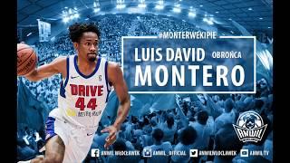 Luis David Montero - wzmocnienie z Karaibów | #MonterWEkipie