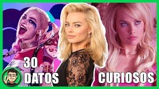 30 Curiosidades Que NO CONOCIAS Sobre Margot Robbie (Suicide Squad) | ZomByte