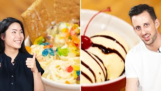 Trendy Vs. Traditional: Ice Cream • Tasty