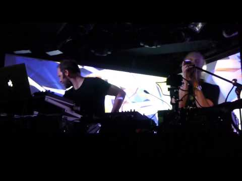 Atoms for Peace - Stuck together pieces HD @ Le Poisson Rouge, NYC 3-14-13