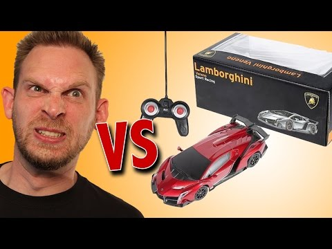 Lamborghini Veneno RC Car Unboxing