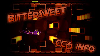 """""""BitterSweet"""" by ChaSe {All Coins}   Geometry Dash 2.0"""
