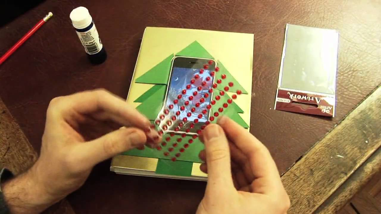 The World's Most Expensive DIY Christmas Card