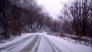 Sfaturi pentru conducerea autovehiculului iarna