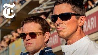 Watch Christian Bale Burn Rubber in 'Ford v Ferrari' | Anatomy of a Scene