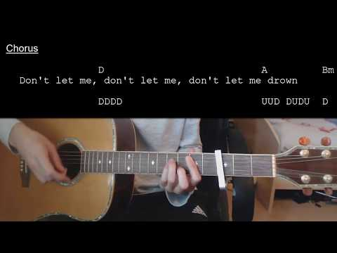 Avril Lavigne – Head Above Water EASY Guitar Tutorial With Chords ...