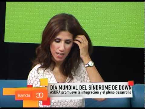 Ver vídeoSíndrome de Down: Entrevista a ASDRA