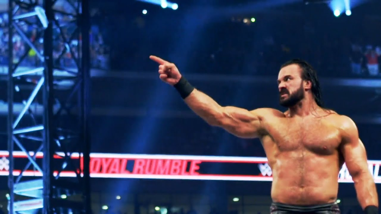 New WWE Royal Rumble Participants Revealed