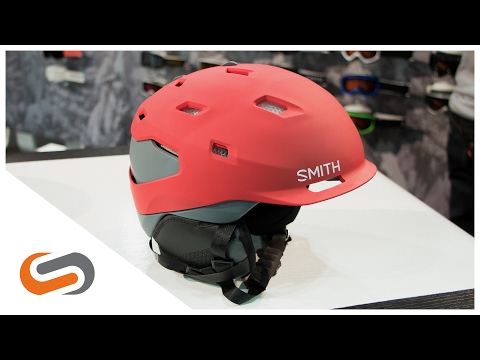 Smith Quantum Helmet Review at SIA 2017 | SportRx