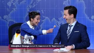 SNL Polska - Weekend Update w każdą niedzielę, o 20.20 w Telewizji WP!