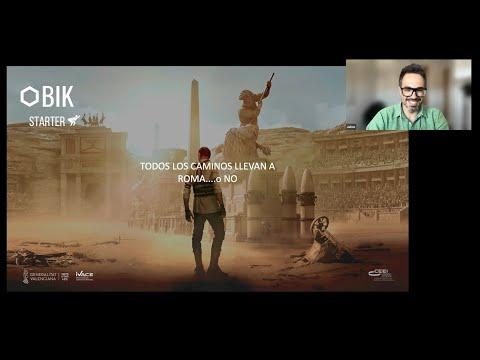 BIK WEBINAR - No..... Todos los caminos llegan a Roma[;;;][;;;]