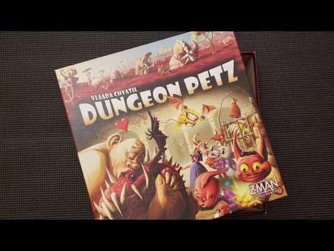 Dungeon Petz - Whats in the Box?