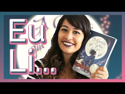 A GAROTA QUE BEBEU A LUA - Kelly Barnhill #Eu Li | All About That Book |