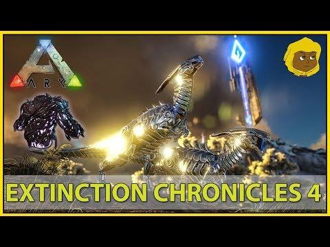 Ark NEW EXPLORER NOTES!! Extinction Chronicles 5!! Ark Survival