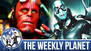 The Hellboy Movies - The Weekly Planet Podcast