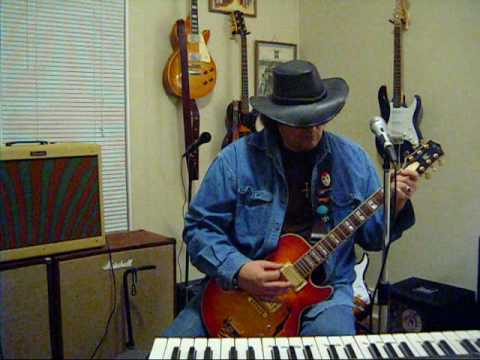 ( Kenny Lee)  playing slide guitar 2.wmv