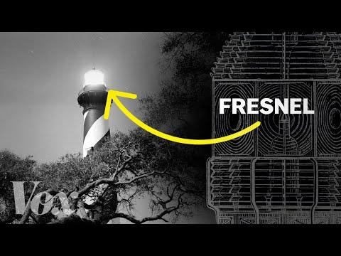 How Fresnel Lenses Helped Lighthouses Save Lives