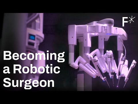 Intuitive: Becoming a Robotic Surgeon