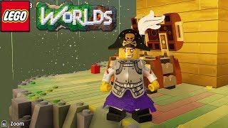Lego Worlds - Legendary Brick [22]