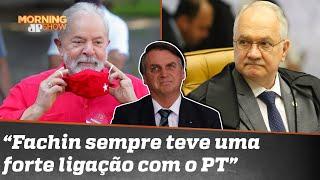 'PT em festa' e 'O crime compensa': políticos reagem à anulação da condenação de Lula