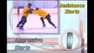 Смотреть онлайн Как быстро стартовать на коньках