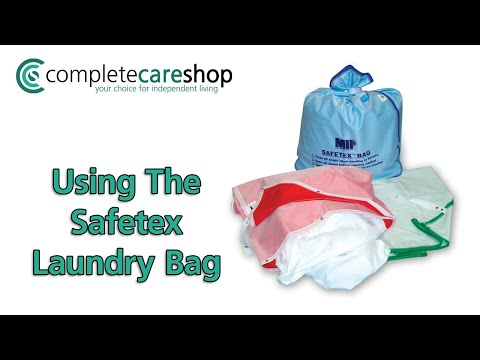 Properly Using Safetex Laundry Bags