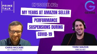 My Years at Amazon Seller Performance by Chris McCabe