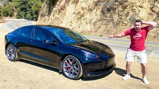 TOP 5 AMAZING TECH FEATURES OF THE 2020 TESLA MODEL 3!