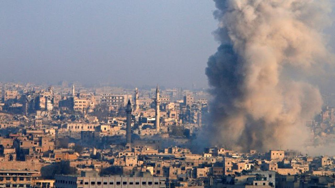 Ceasefire Couldn't Stop Aleppo Bloodshed thumbnail