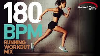Workout Music Source  180 BPM Running Workout Mix Vol. 2