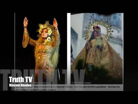 Beyonce Practices Witchcraft at the Grammys And Oroville Water Overflows Dam