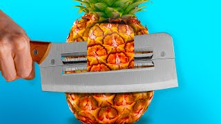 33 SATISFYING FRUIT CARVING IDEAS