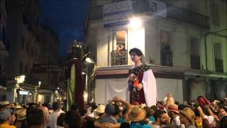 preview picture of video 'SANTA TECLA 2014: SITGES, LA PROCESSÓ DE SANTA TECLA'