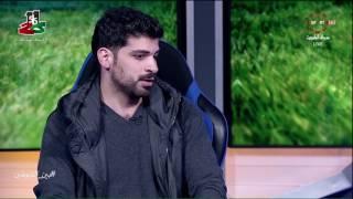 احمد محمد ابراهيم لـ #بين_الشوطين : ليس لدي نية في التخلي عن نادي التضامن