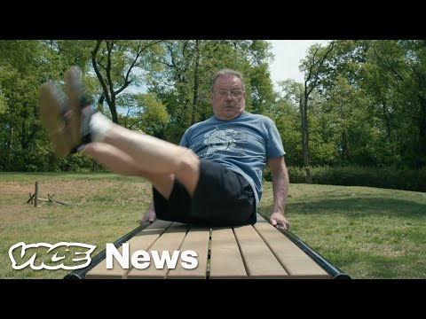 These Old People Love Doing Parkour!
