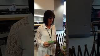Jane Matthews Narino coffee tasting Part 1