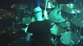 Martin 'Marthus' Skaroupka - Shat Out Of Hell (Cradle Of Filth soundcheck 2009)