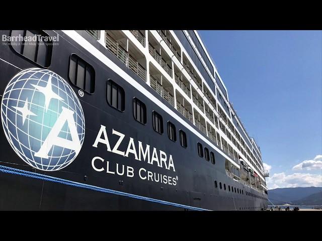 Azamara Cruises - 2019 / 2020 / 2021 - Club Cruise Deals