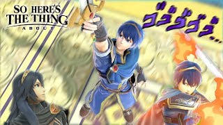 so here's the thing about Marth