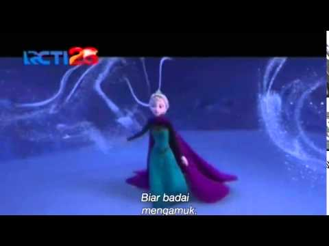 Disney  39 s frozen    quot lepaskan quot   quot let it go quot   dubbing bahasa indonesia indonesian dub