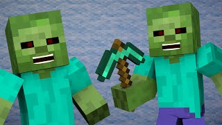 If Zombies Were Good - Minecraft