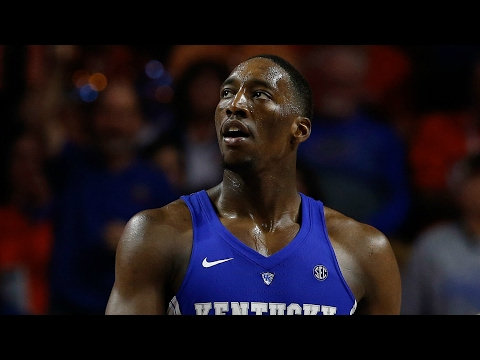 Bam Adebayo's Big Block For Kentucky | CampusInsiders