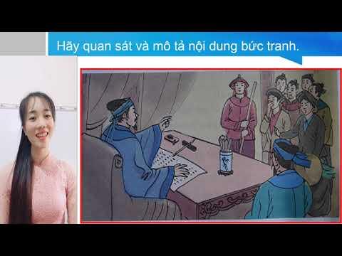 Bài 23A (Tiết 1 - Lớp 5) Vì công lí - Môn Tiếng Việt - Cô Lê Thị Trinh