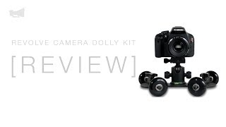 Revolve Camera Dolly Basic Kit Review